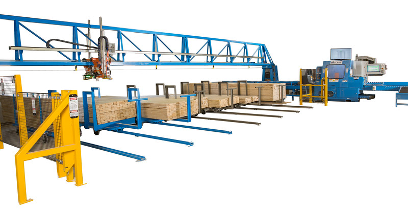 Acer Inc Lumber Retrieval Systems For Wood Truss